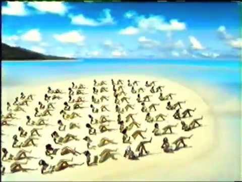 Venus Razor Blade Ad - I'm Your Venus (Original Ad)