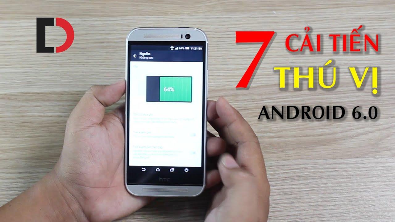 7 Cải tiến Cực kỳ Thú Vị trên Android 6.0 Marshmallow mà bạn nên biết