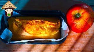 Bánh BÔNG LAN bơ bằng NỒI CHIÊN KHÔNG DẦU/ Butter cake by airfryer