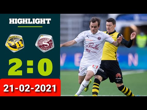 Young Boys Servette Goals And Highlights