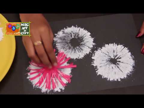 How To make Preschool Project Ideas With Painting , Arts & Crafts for Kids