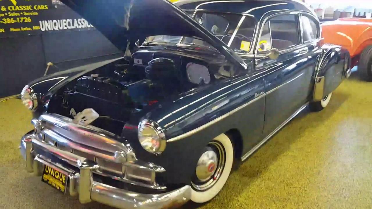 1949 Chevrolet Fleetline Fastback for sale! - YouTube