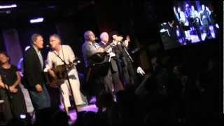 """Pete Fornatale Tribute """"red Rubber Ball"""" Aztec Two-step & Pals @ City Winery 5/27/12"""