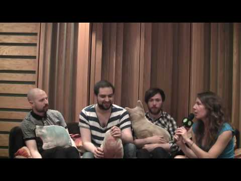 The Twilight Sad Live at Lime Interview