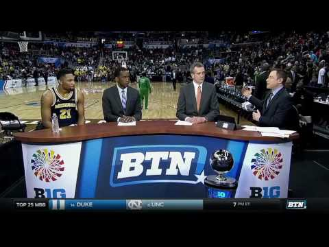 Michigan vs. Purdue - 2017 Big Ten Men