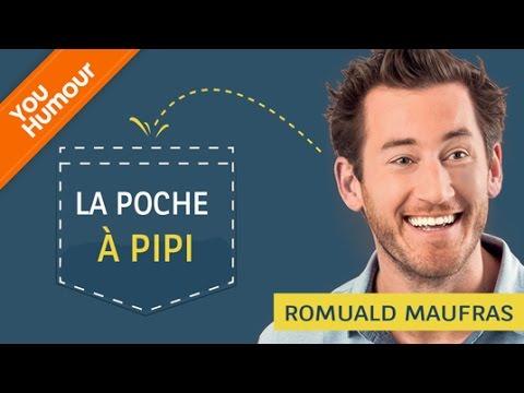 ROMUALD MAUFRAS- La poche à pipi