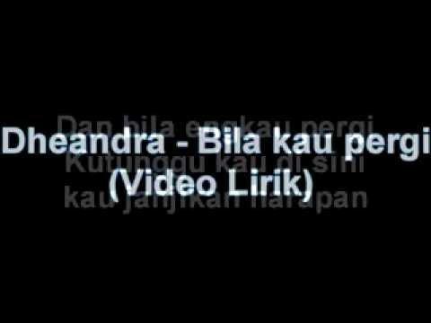 Dheandra   Bila Kau Pergi Video Lirik soundtrack uang panai'   YouTube