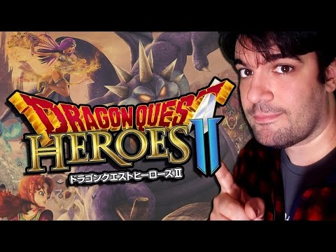 DRAGON QUEST Heroes II -  prime impressioni
