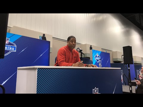 NFL Combine NFL Head Coaches Interviews Livestream 2