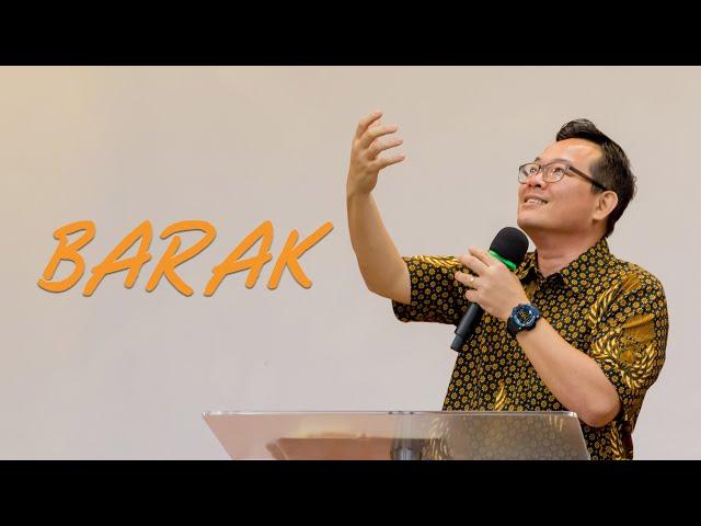 Timothy Lam: Barak