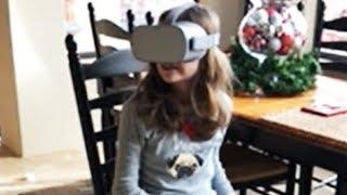 Kids Vs Virtual Reality