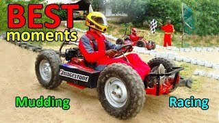 Off-Road times with Go Karts