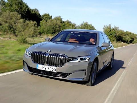 Essai BMW Série 7 Li (2019)