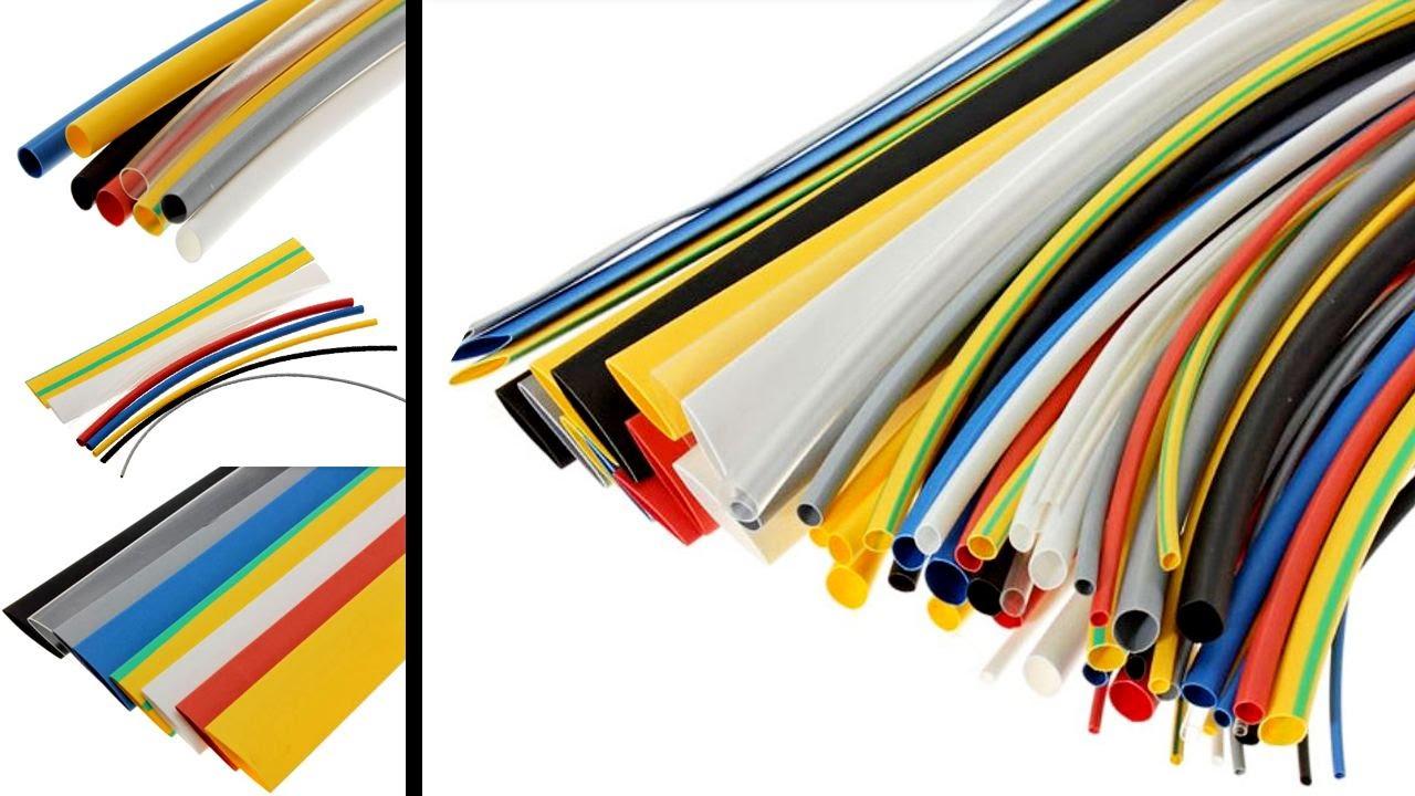 Электроизоляционные термоусадочные трубки высокого качества с Aliexpress