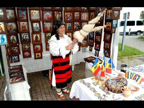 Fair Folk Craftsmen In Romania - Authentic Traditional Art - Unique Items