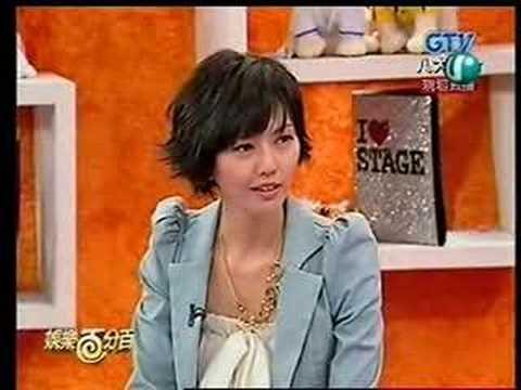 孫燕姿在娱乐百分百的访问 :: Sun Yanzi's interview at entertainment 100%