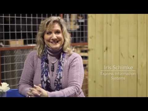 video:Iris Schimke on 25 Years of Express Information Systems