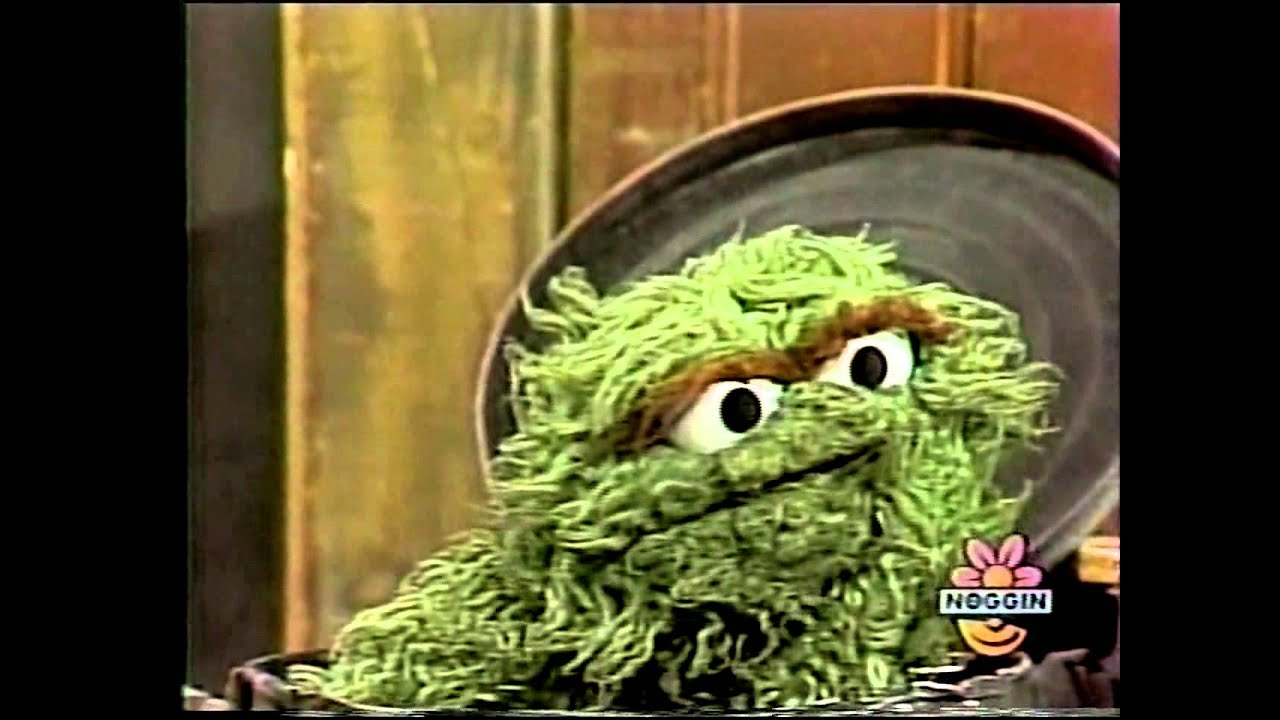 Classic Sesame Street - Hot Day, Oscar Feels Lonely - Youtube-3554