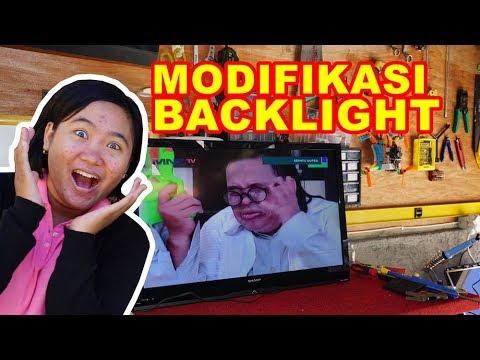Modifikasi TV LED SHARP Backlight VLOG90 thumbnail