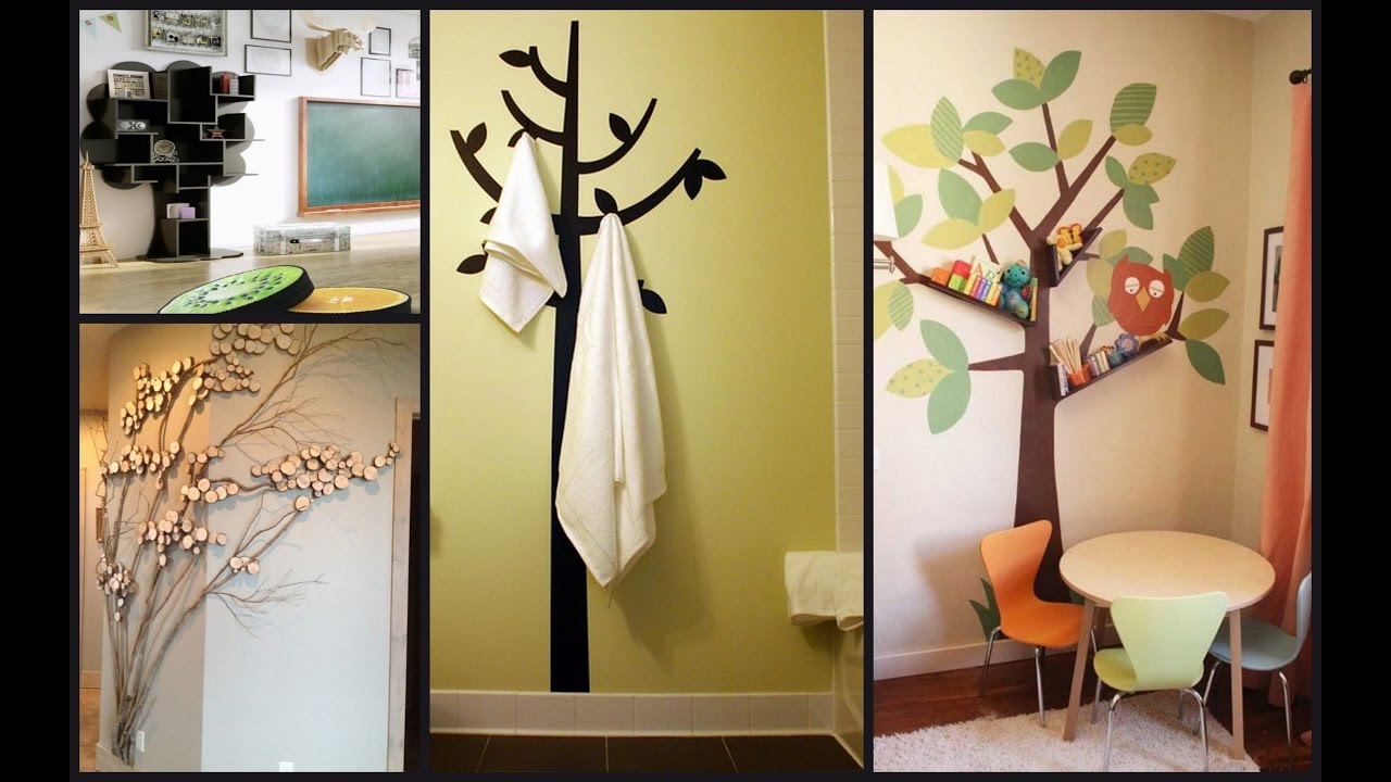 Stylish Tree Shaped Interior Feature, Ideas, Design & pictures- Plan ...