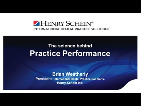 Dental Practice Performance - Dental Corp Conference 2014