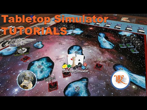 Tabletop Simulator How To's: Hotac Mods and Saving Objects |