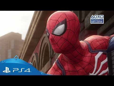 Insomniac's new Spider-Man - Announce Trailer - E3 2016 | PS4