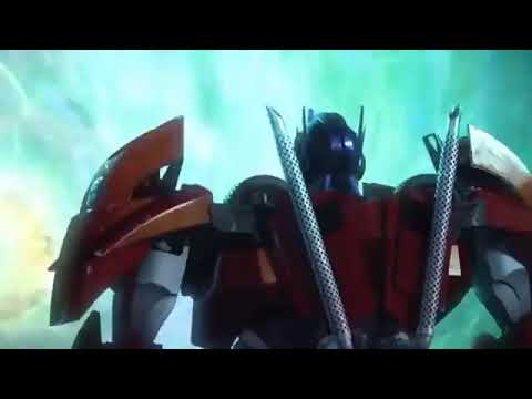 Optimus Prime Superhero Simon Curtis Music Video