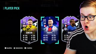 FIFA 21: ÜBER 50x MEINE 81+ PLAYER PICKS & EURE 5x 85+ PACKS! XXL WHAT IF PACK OPENING STREAM 😱😱