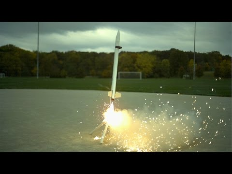 Download Youtube: 6ft Rockets in Slow Motion - The Slow Mo Guys