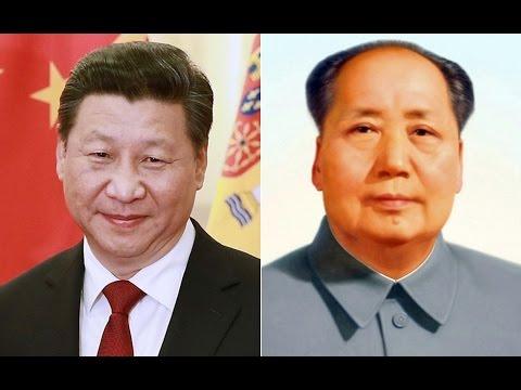 「習近平 毛澤東」的圖片搜尋結果