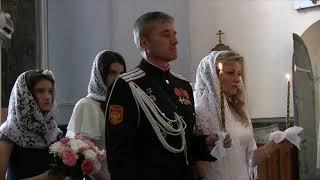 СМОЛЕНСКИЙ СОБОР УСПЕНИЯ ПРЕСВЯТОЙ БОГОРОДИЦЫ венчание