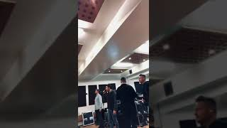 Westlife - Better Man (first live performance rehearsals, 2019)