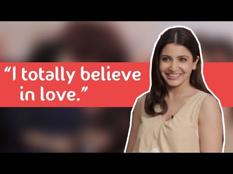 Anushka Sharma Interview | Shah Rukh Khan | Jab Harry Met Se