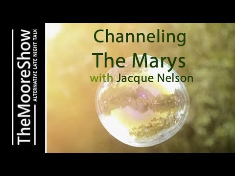 The Mary Group - A Group of Ancient Beings Speaking through