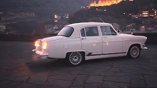 Обзор/ ГАЗ-21 Волга на базе BMW-s(Авторы оригинального видео и мастера тюнинга - команда