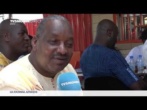 Guinée : Mamady Doumbouya prête serment