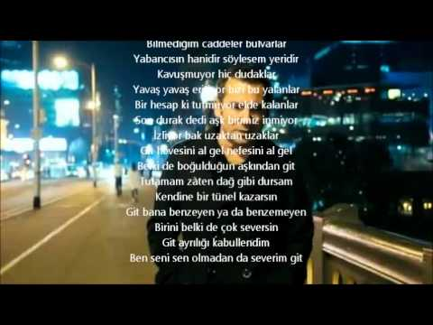 Ferhad Gôçer Git Lyrics