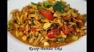 Resep Tumis Ayam Suwir Bumbu Spesial Ala Bunda Tika