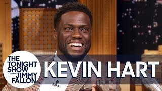 Download Kevin Hart Shows Off His Jerry Seinfeld Impression Mp3 and Videos