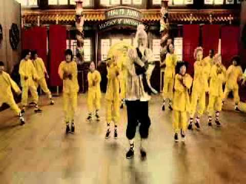 kung fu fighting mp3 kung fu panda