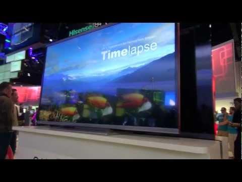 CES 2013 Hisense XT900 Series 84