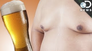 Is Beer Giving You Man Boobs?