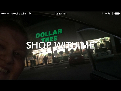 Dollar Tree Shop With Me Sullivan, MO April 4, 2017