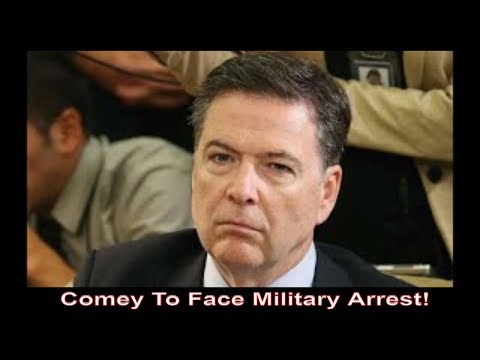 comey-arrest-warrant-to-be-issued!-traitor!!