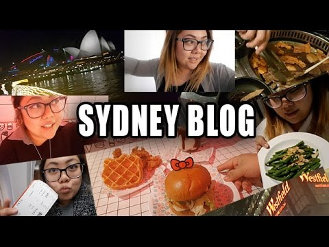 A Week in SYDNEY BLOG!! | Travel Vlog
