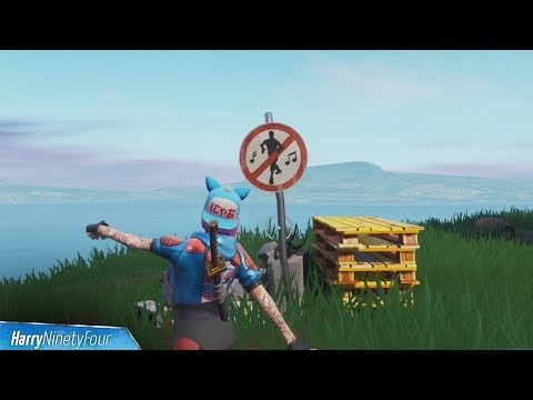 Fortnite Battle Royale - All Forbidden Dance Locations Guide (Season 7 Challenge)