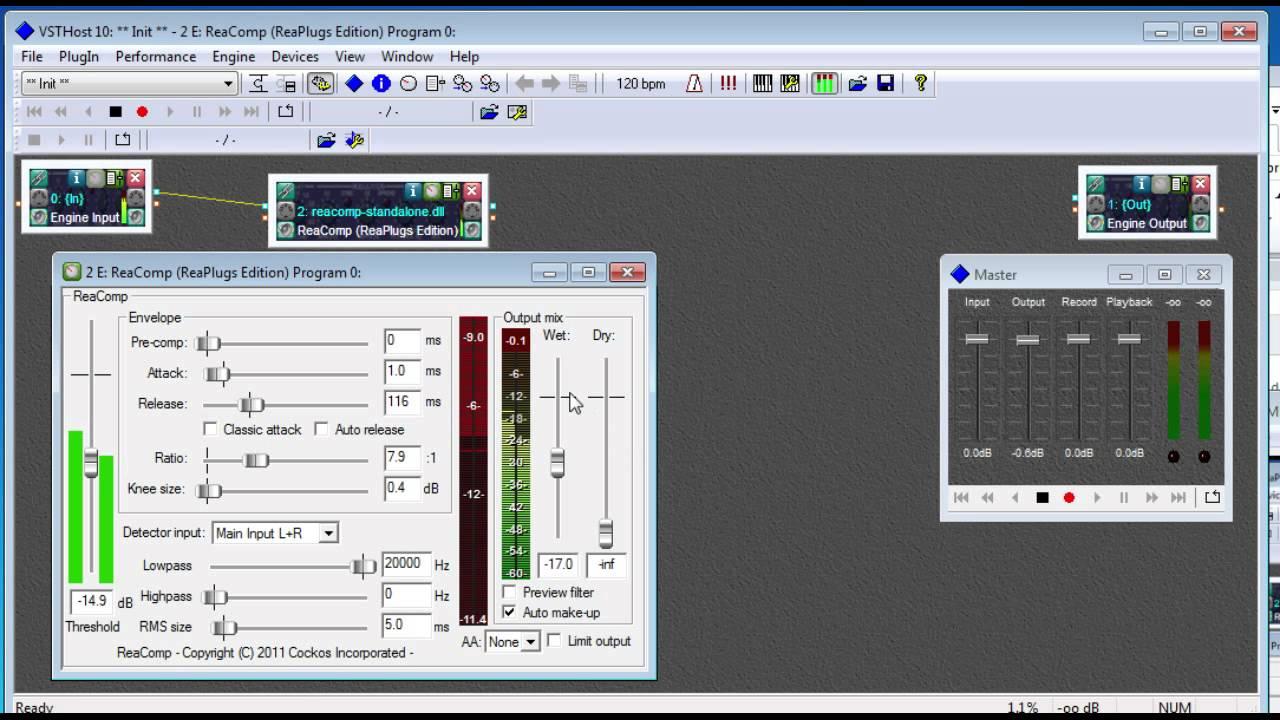 Better Live Stream Audio Tutorial - Using VSTHost