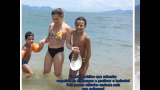 Com a Familia na Ilha da Marambaia! Correção:3000 mt.ARTROPLASTIA TOTAL DO QUADRIL BILATERAL.