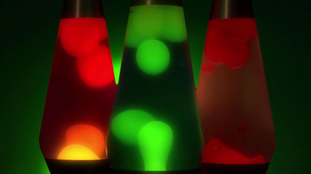 6 Hour Lava Lamp Video Screensaver   HD 1080P 🕶️